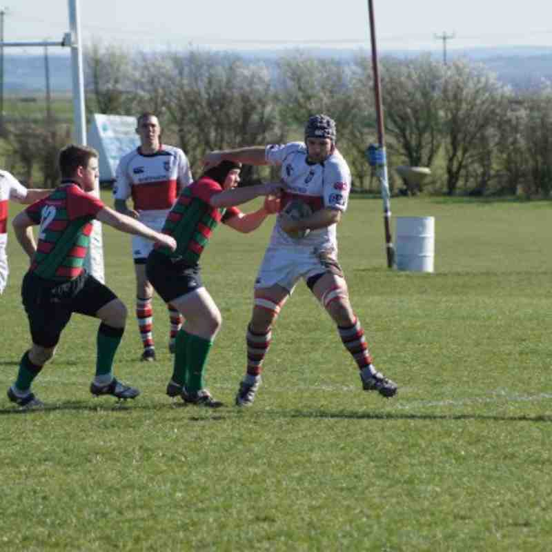 Sheppey vs Millbrook