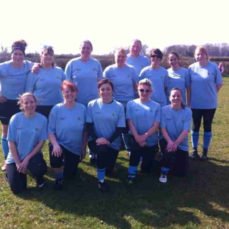 Kingswood Ladies step up a gear with first Touch Tournament
