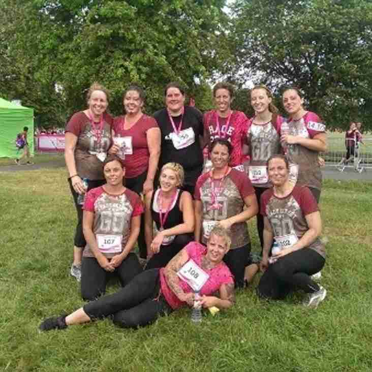 Kingswood Ladies vs Pretty Muddy