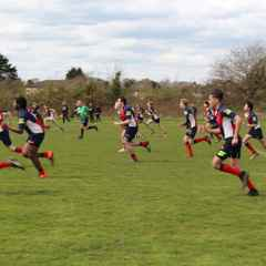 Cranleigh U16's v Esher 10 April 2016