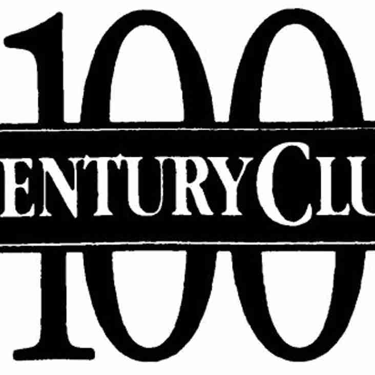 Spring Century Club Results