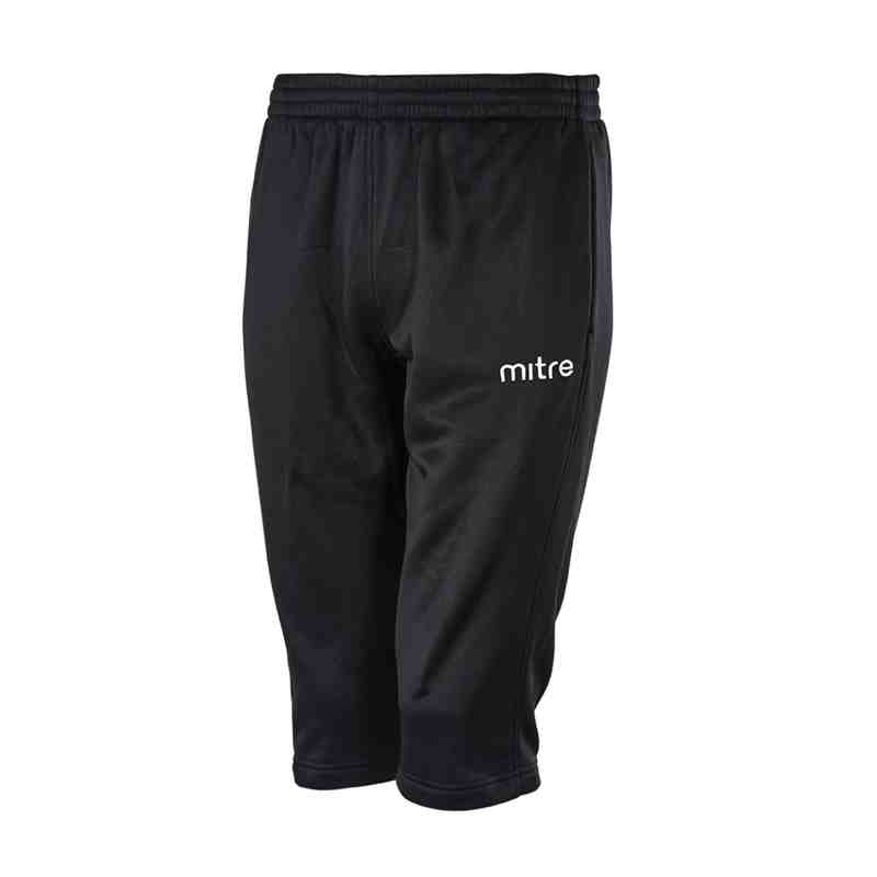 Three Quarter Length Poly Trousers