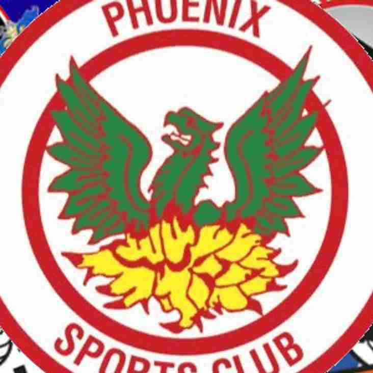 Phoenix named in Top 1000 English Football Clubs!