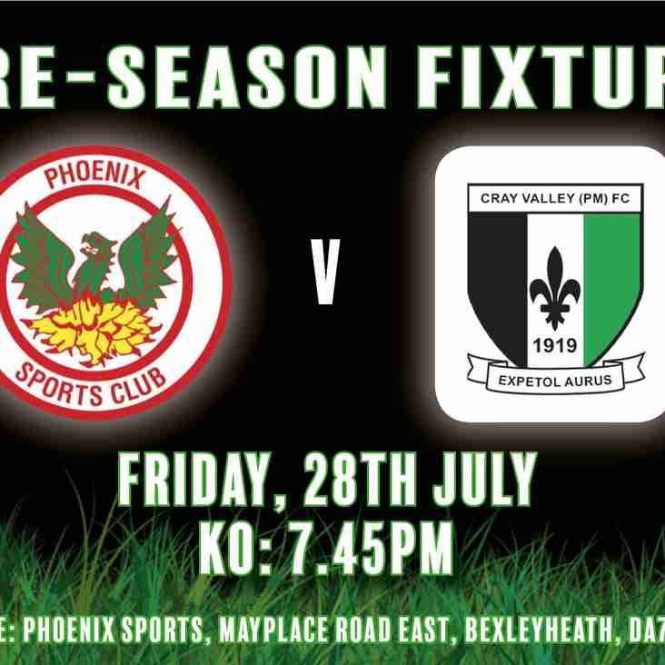 Phoenix Sports v Cray Valley: Preview
