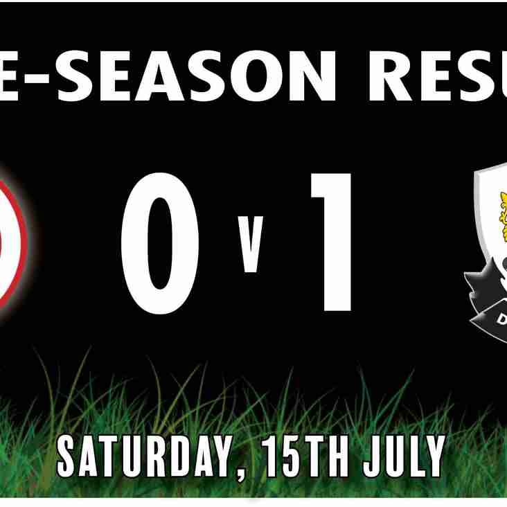 Phoenix lose to a defiant Dartford side.