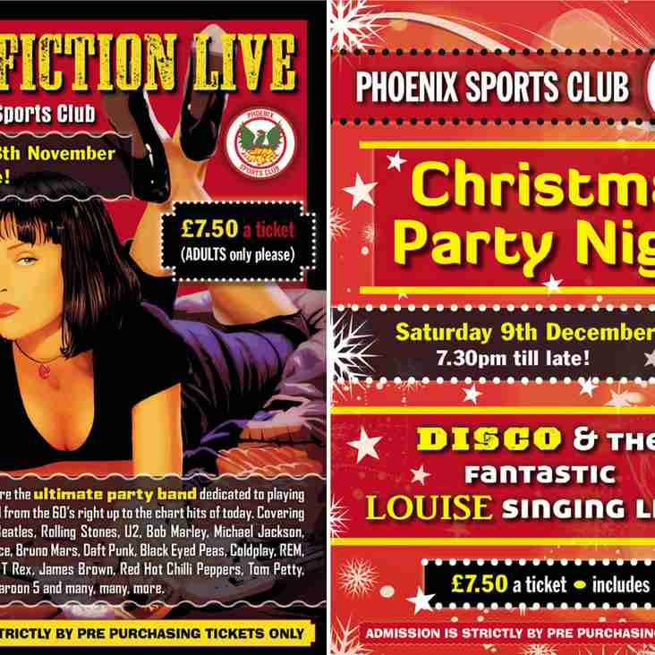 Party the night away with Phoenix Sports ...