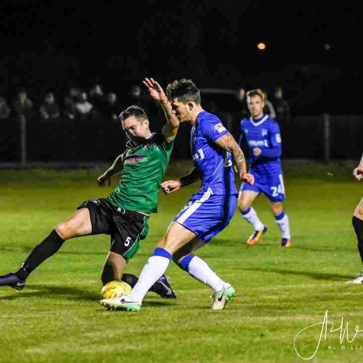 In pictures: Phoenix v Gillingham