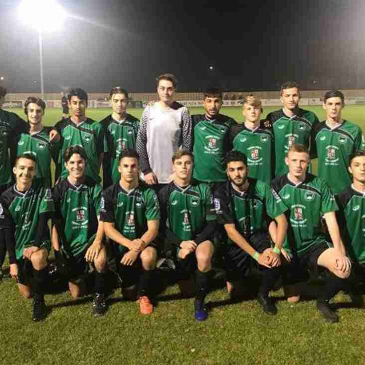 Academy's FA Youth Cup run comes to an end