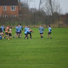 Yarm U13s vs Richmond U13s