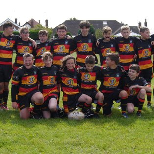 Southport U13s 30 Vale of Lune 25