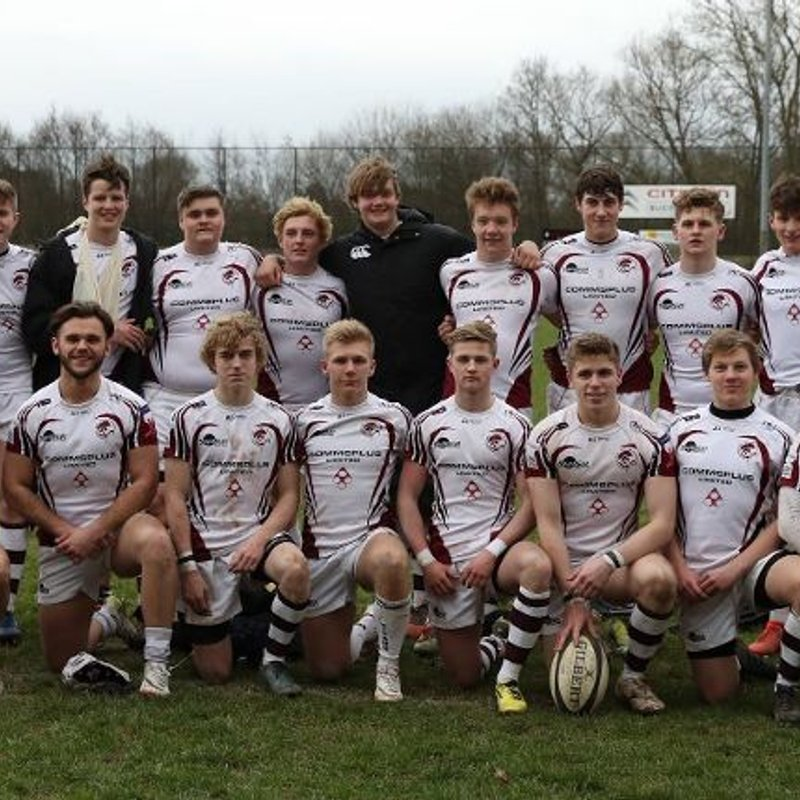 Colts into Somerset Cup Final