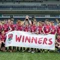 Taunton U17's are National Champions!