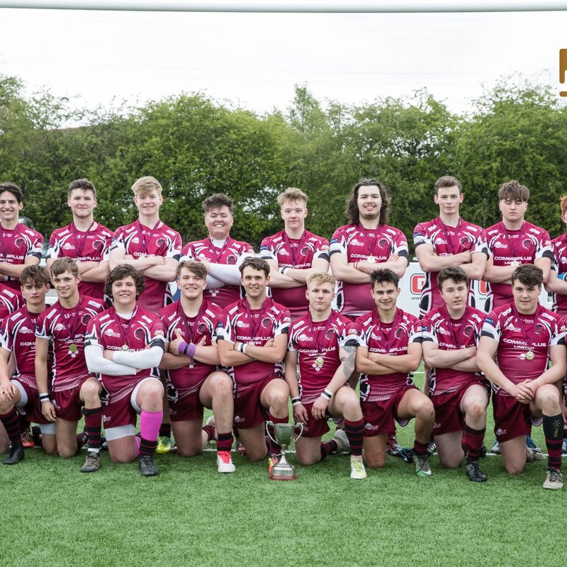 Colts win Somerset Cup Final