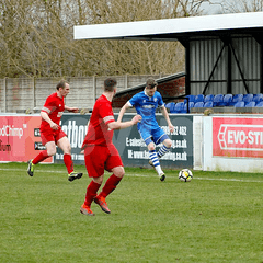 FC Stratford 2 - 0 CT Shush 24/03/18