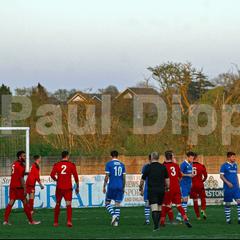 FC Stratford 1 - 0 GNP Sports 19/04/18