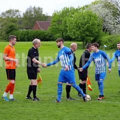 Coventrians 1 - 1 FC Stratford 03/05/18