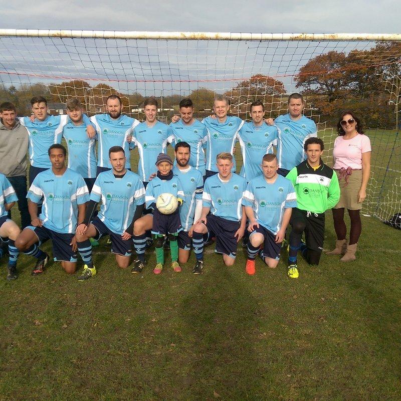 Crowhurst Football Club beat Slinfold