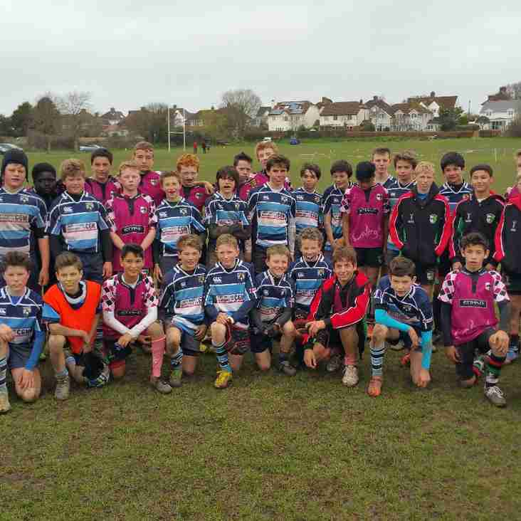Easy Fundraising for Topsham RFC