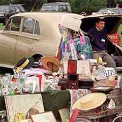 Bank Holiday Monday - CAR BOOT SALE