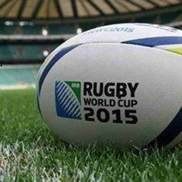 Junior section Rugby World Cup FUN afternoon