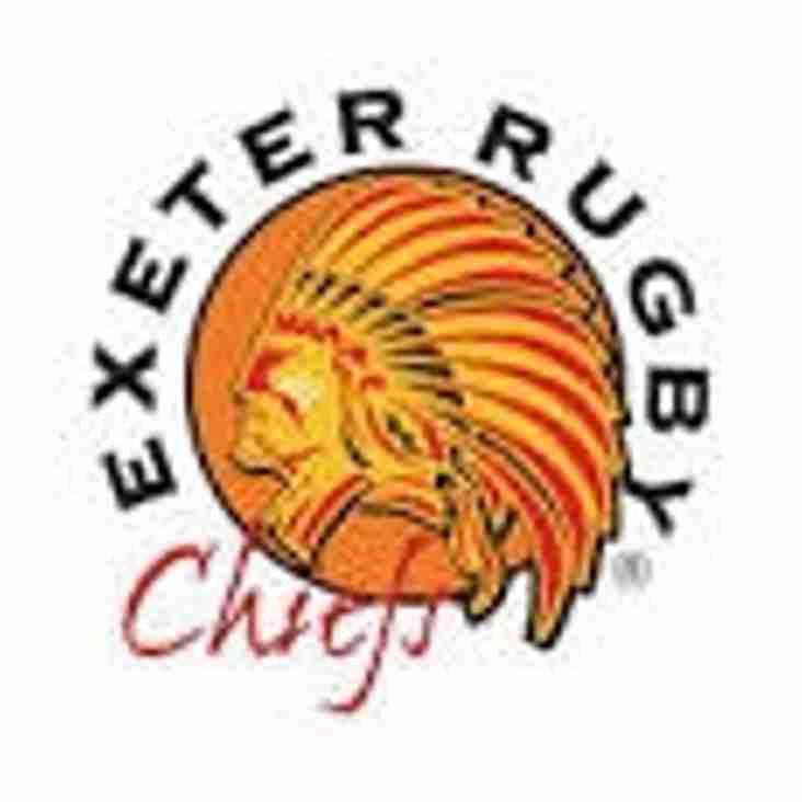 Exeter Chiefs U18's Academy v London Irish @ Topsham RFC