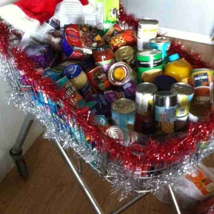 Exeter Food Bank needs our help