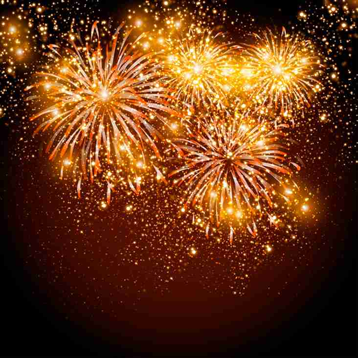 'SAVE THE DATE' for Topsham's Firework Display - Sat 3rd November 2018