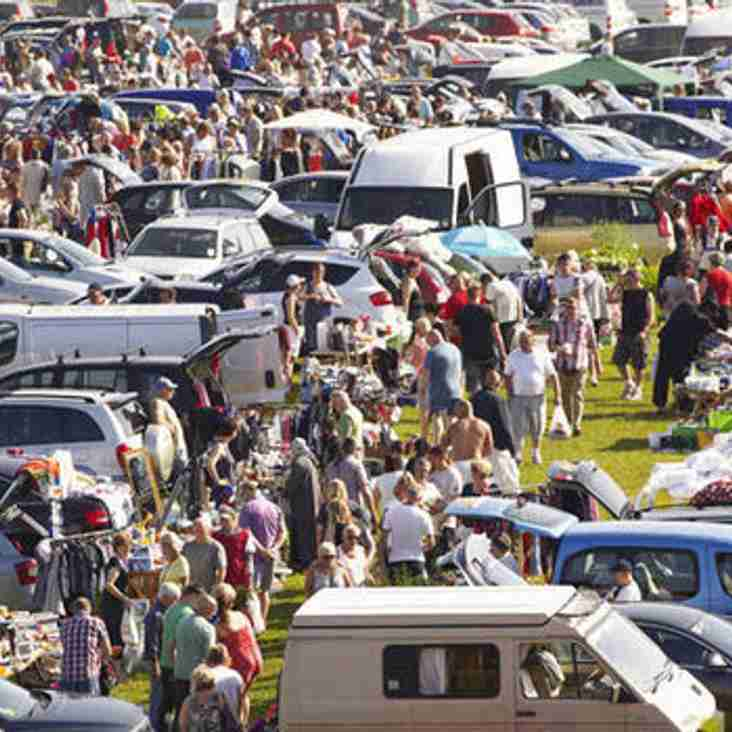 Topsham RFC CAR BOOT SALES 2018