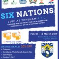 6 Nations At The Clubhouse