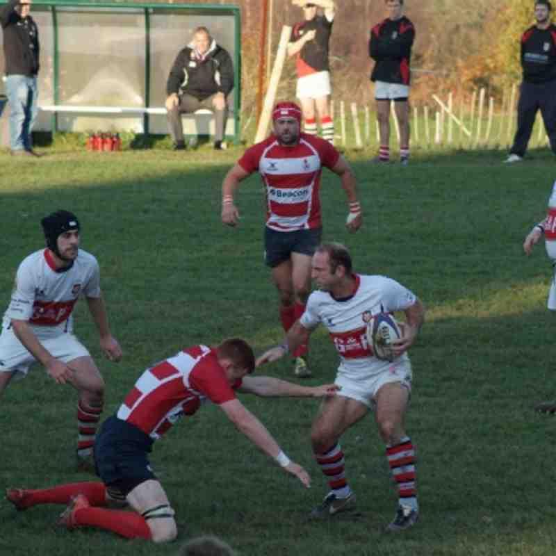 Crowborough. 20-11-2011