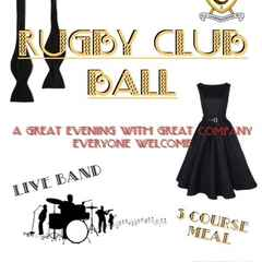 20th May Everyone welcome! Old Leamingtonian RFC Ball