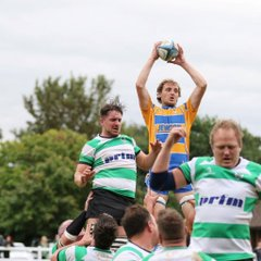 Old Leamingtonians Rugby Football Club Senior Mens' Match Report Saturday 17th