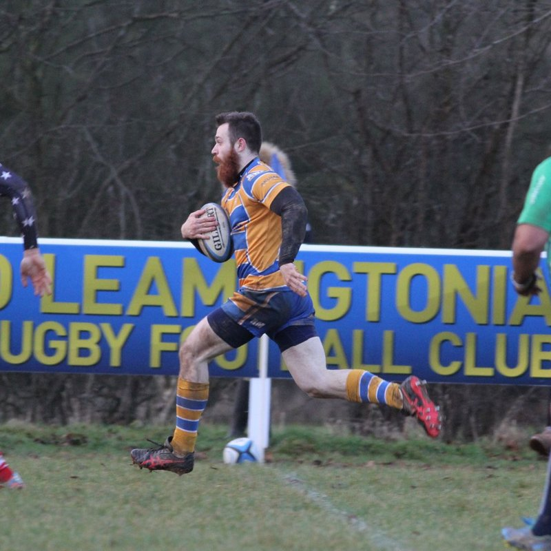 Old Leamingtonians RFC 1st XV    v    Nuneaton Old Edwardians RFC 1st XV