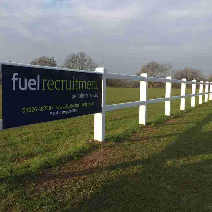 Fuel Recruitment New Sponsors