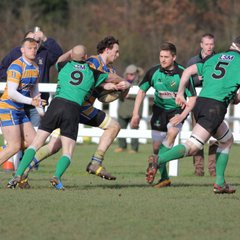 1st XV March 4th