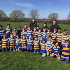 OL's and Worcester Warriors join up for Coaching day