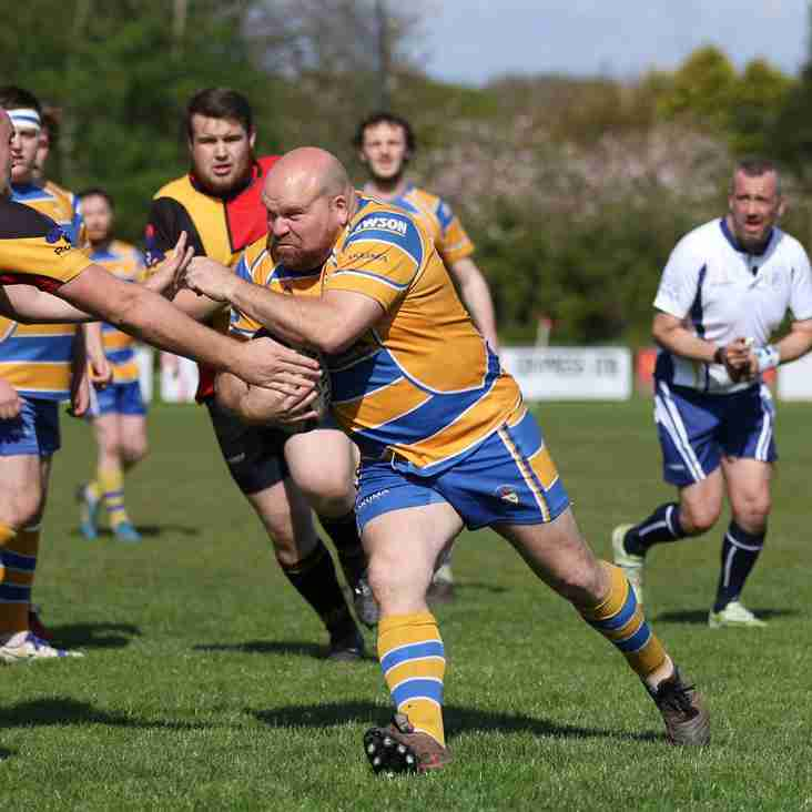 Old Coventrians RFC 1st XV    v    Old Leamingtonians RFC 1st XV