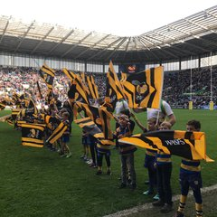 OL's take over the RICOH !!