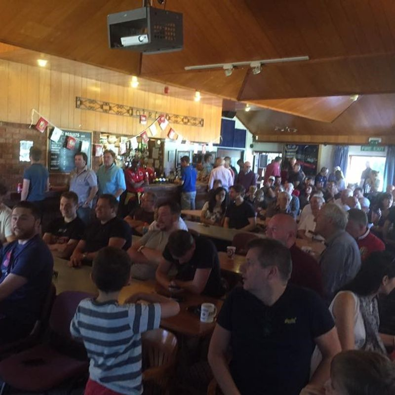 "OLRFC Hosts Lions ""Decider Test"" Breakfast"
