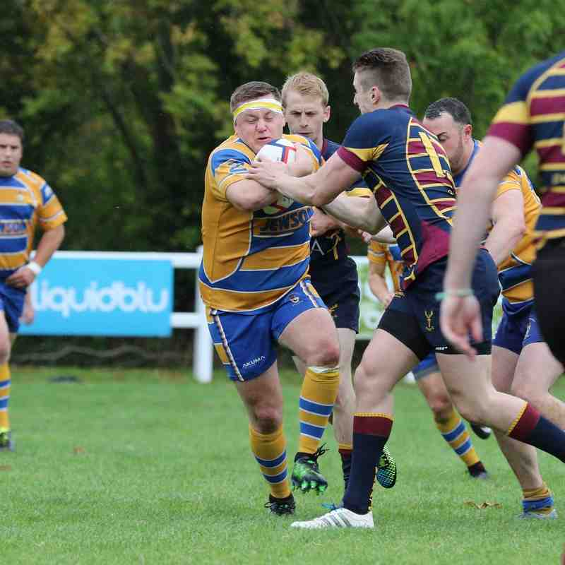 1st XV Pictures 30th September vs Old Wheatleyans