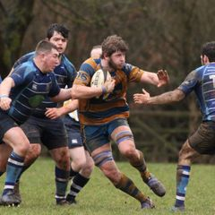 1st XV OL's vs Rugby St Andrews