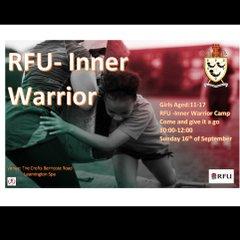 Inner Warrior 16th September