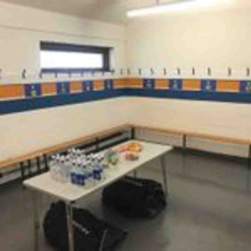 Changing rooms get a refresh!