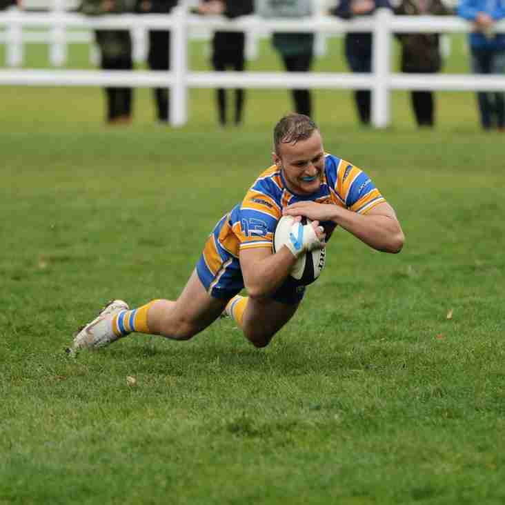 Old Leamingtonians Rugby Football Club  Saturday 22nd September2018