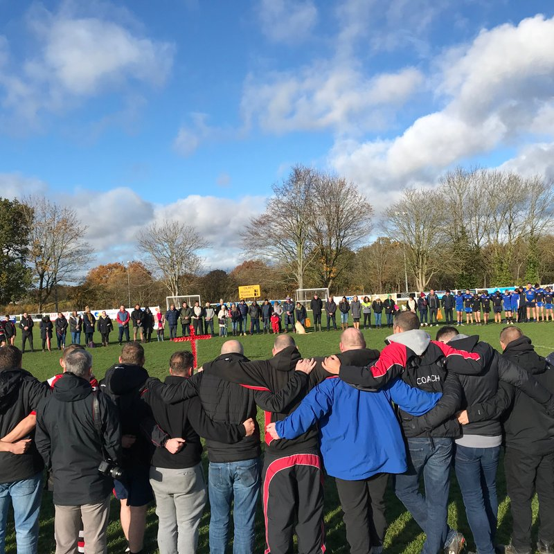 11th November Remembrance marked at OL's