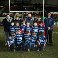Shrewsbury Under 10's Compete in the Prima Cup