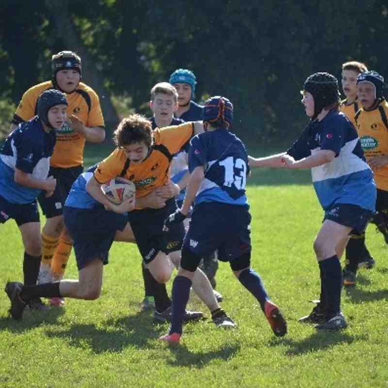 U14's Camberley vs Redingensians 06-OCT-2013