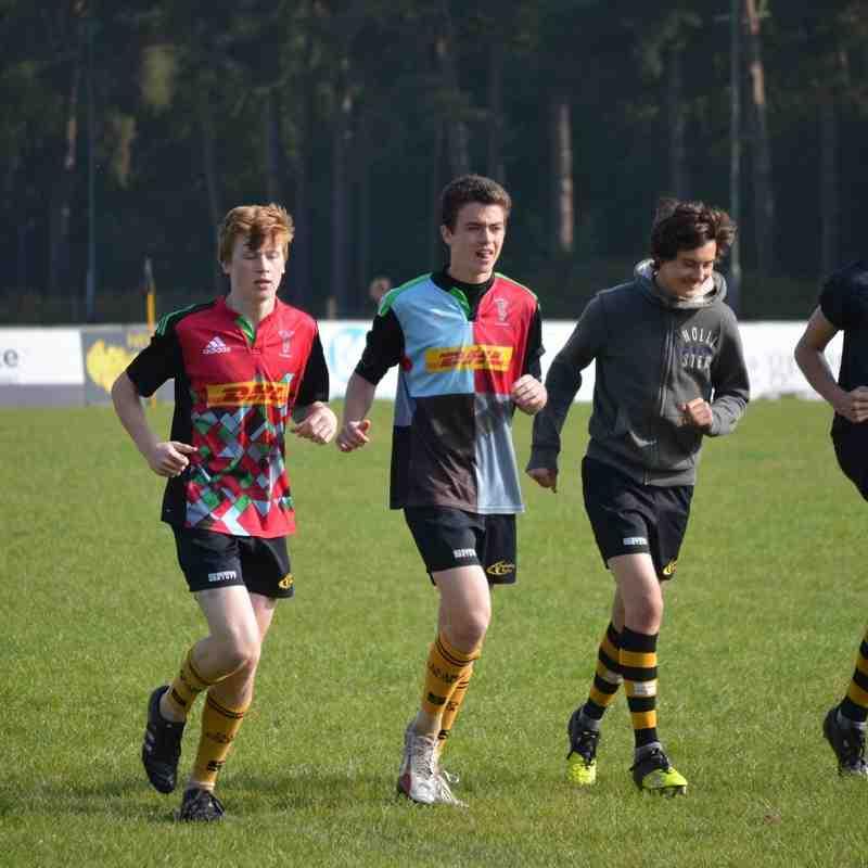 U16 camberley vs tadley