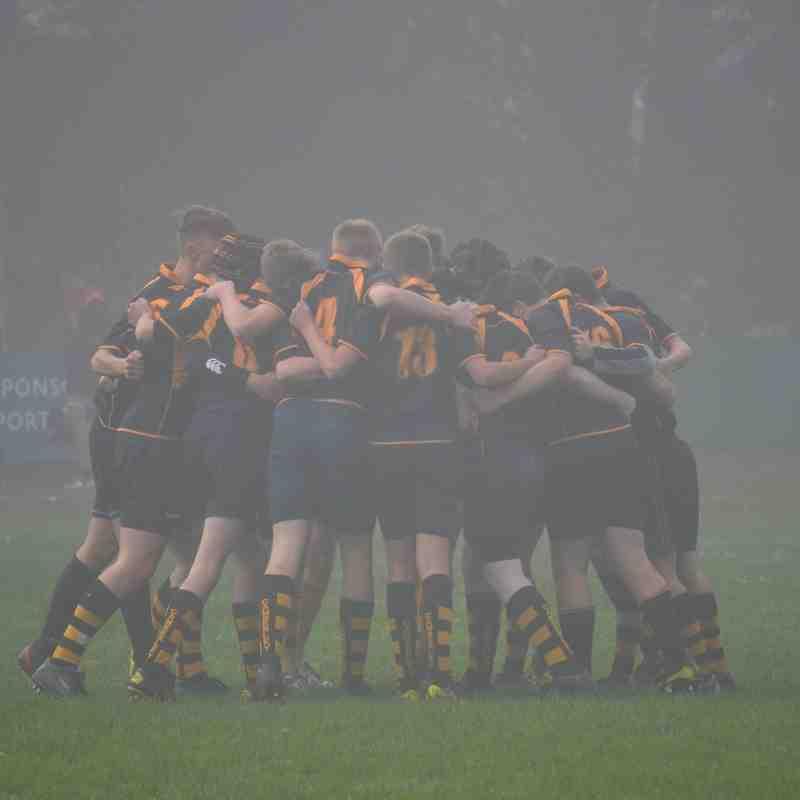 U16 Camberley vs Bracknell - Nov 2015