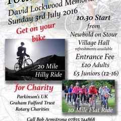 David Lockwood Memorial Charity Bike Ride